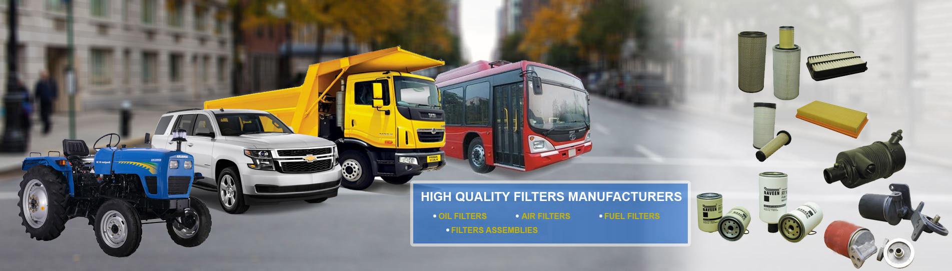 Naveen Filters Private Limited Manufacturers And Exporter Of Air 4 Wheeler Fuel Filter Welcome To